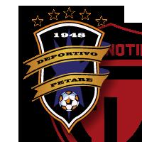 Evolución de Escudos | Deportivo Petare (Dvo. Italia) DIT8