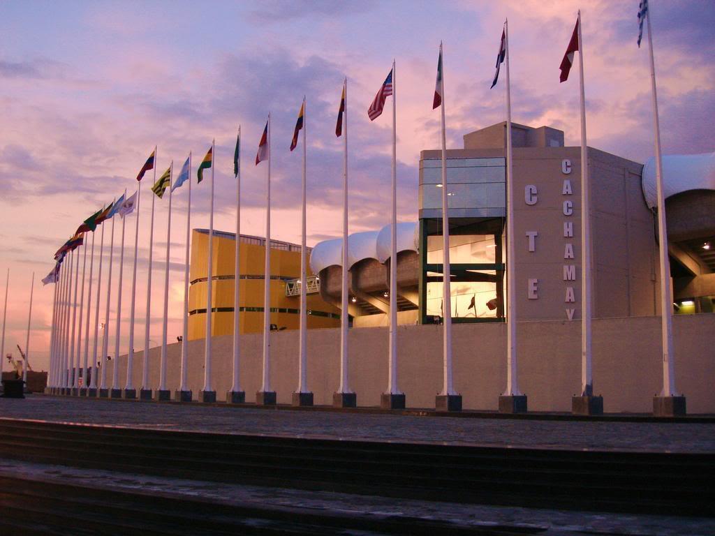 Puerto Ordaz   CTE Cachamay   42.000 DSC08848