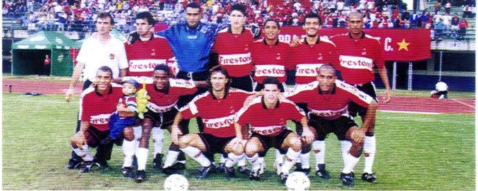 Historia del Caracas FC (Galería) EquipoSemi-FinalistadeMErconorte
