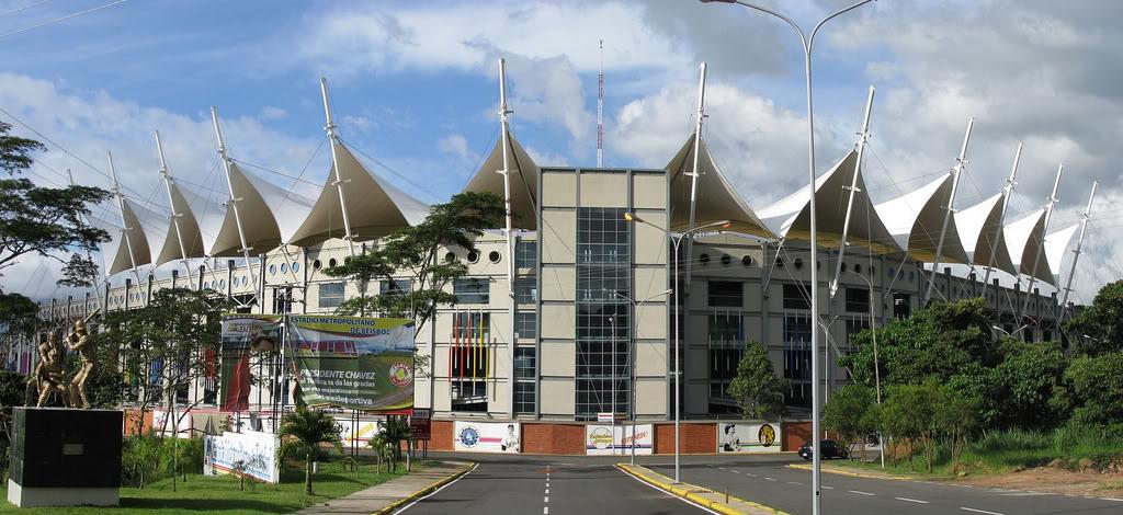 Estructuras Deportivas EstadioBeisbolSanCristobal