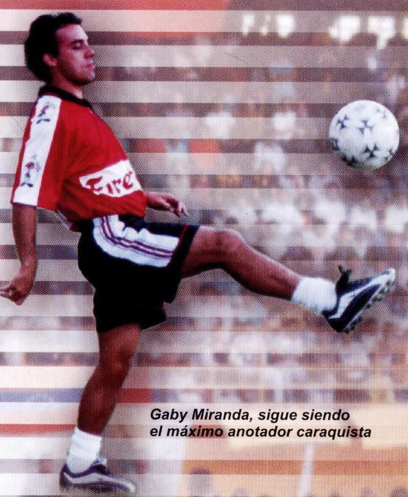 Historia del Caracas FC (Galería) GabrielMiranda
