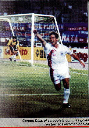 Historia del Caracas FC (Galería) GerzonDiaz