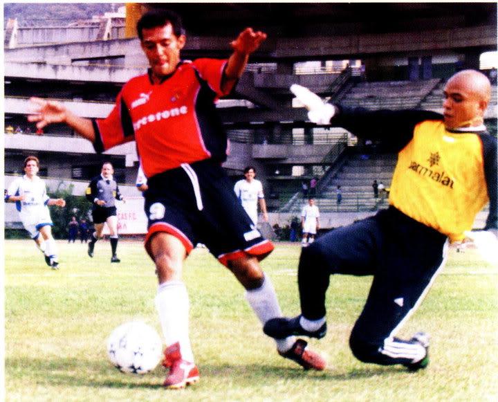 Historia del Caracas FC (Galería) JuanGarciavsSanhouse
