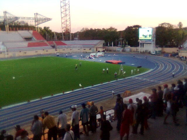 Barinas | Estadio Agustín Tovar | 15.000 LaCarolina3