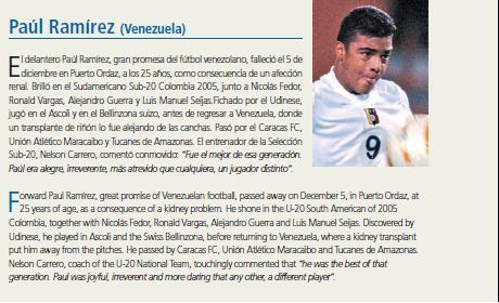Historia del Fútbol Venezolano - Página 6 PR