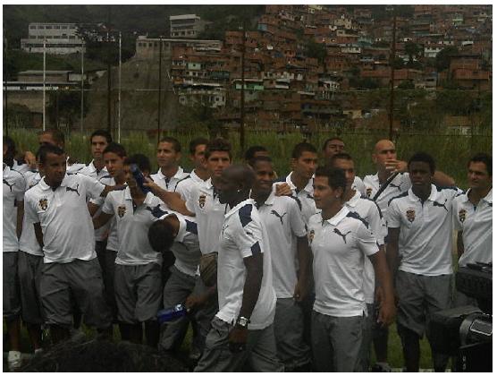 Deportivo Petare | Los Petareños Screenshot2010-08-04at121154PM