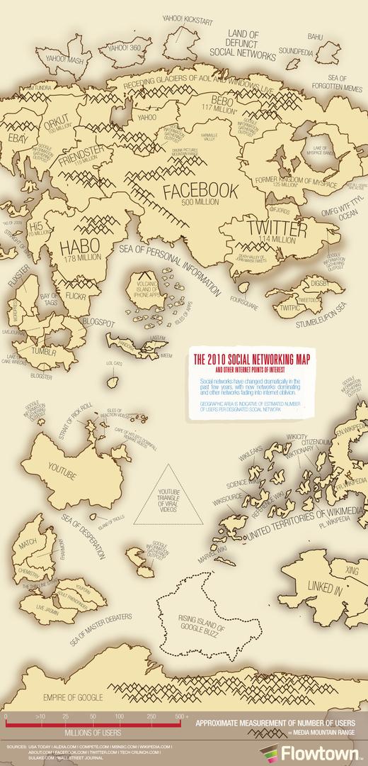 Fotos e Imagenes... El Rincon Visual... - Página 3 Social-Network-Map