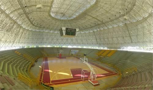 Estructuras Deportivas UniversidadCarabobo2
