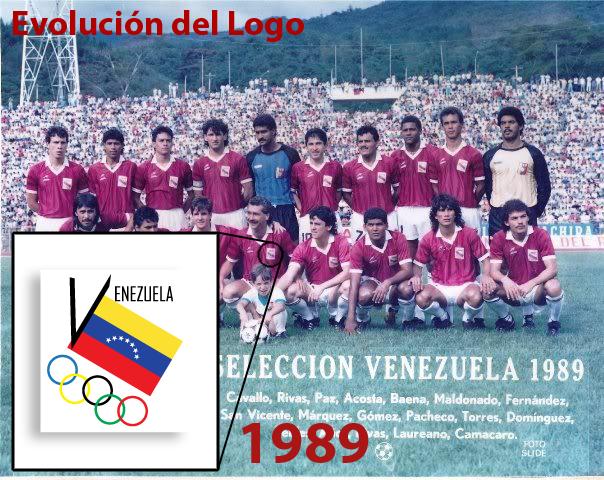 Evolución de Escudos | FVF V1989