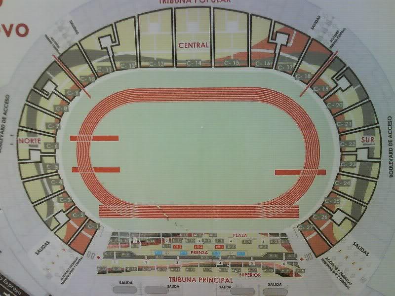 San Cristóbal   Estadio Pueblo Nuevo   38.000 Dsc03849ar9