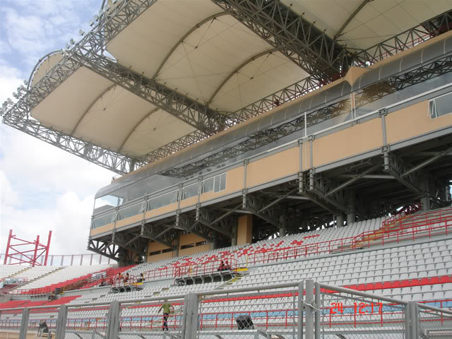 Barinas | Estadio Agustín Tovar | 15.000 Lacarolina082vj1