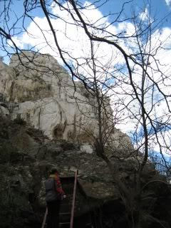 Peshti (cave locality), Veles- 8.02.2009 Vikend-PelinceiPesti042