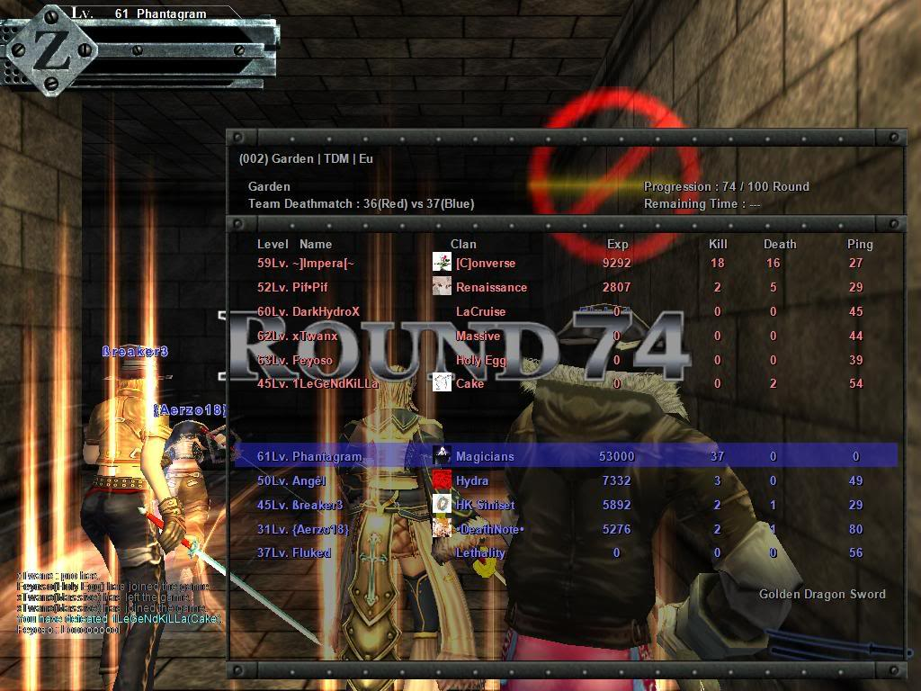 Tdm's with ur best score! Gunz047