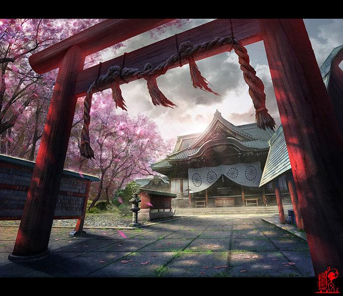 Templo das Kanshou e Bakuya Fuyukitemple_zps60723ce1