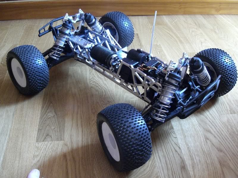 Mon savage aux électrons ! MAJ du 19/02 : Changement moteur+chassis CIMG1134800x600
