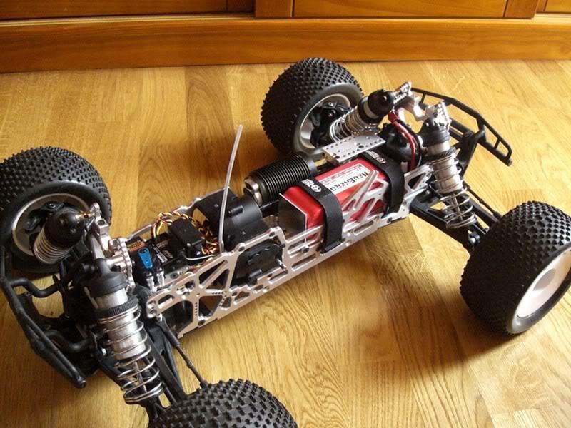 Mon savage aux électrons ! MAJ du 19/02 : Changement moteur+chassis CIMG1135800x600