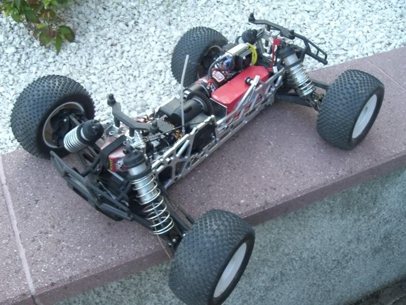Mon savage aux électrons ! MAJ du 19/02 : Changement moteur+chassis CIMG1139800x600