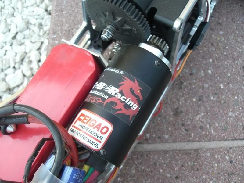 Mon savage aux électrons ! MAJ du 19/02 : Changement moteur+chassis CIMG1142800x600