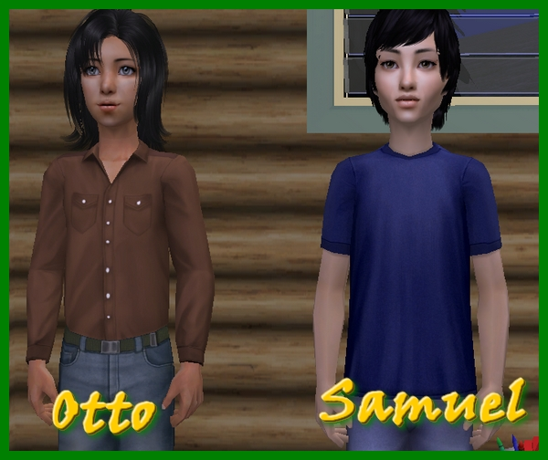 Alet's Simmies - Page 2 Children