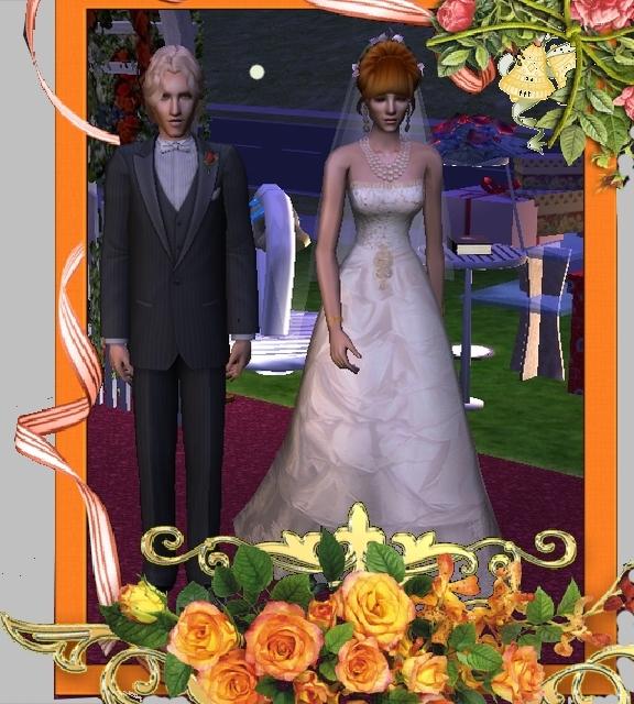Alet's Simmies - Page 2 WeddingCouple