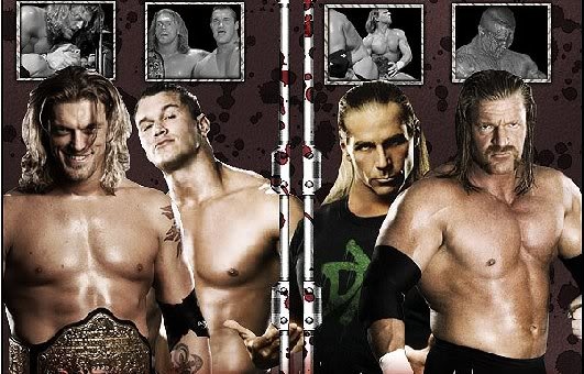 Moday Night Raw 12/05/2008 DX vs Rated RKO DXvsRatedRKO