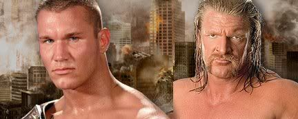 Raw 13/04/2008 Main Event HHH vs Randy/EdGE RANDYVSHHH