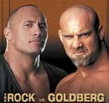 Friday Night Smackdown 21/04/2008 The Rock vs Goldberg Rockvsgoldberg