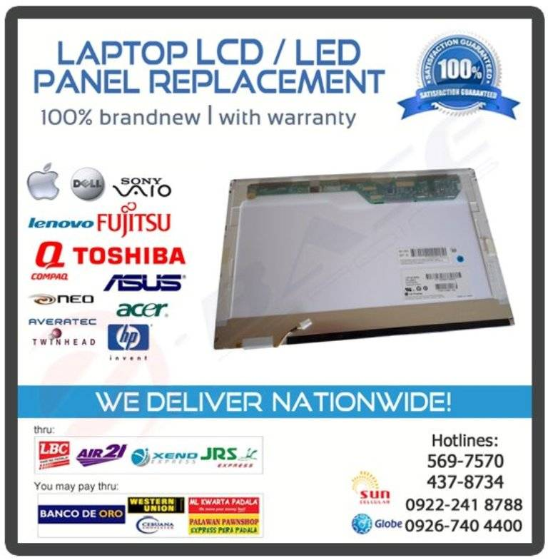 Laptop LCD Replacement - Ebase Philippines Lcdreplacementbig
