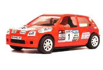 Echange Ninco Clio ancien modèle 50102