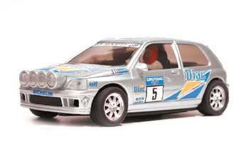 Echange Ninco Clio ancien modèle 50103