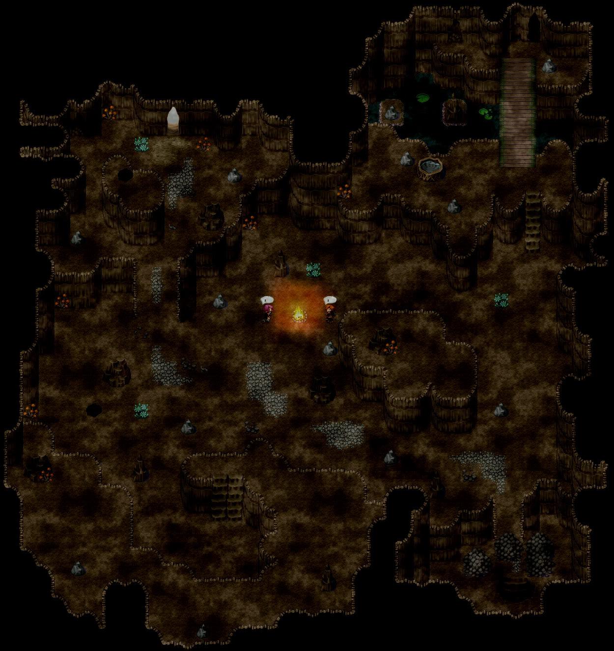 [แนวทาง]การวาดแผนที่ให้สวย Mappingcavecontest