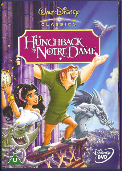 Cartoon - Anime ♪ Hunchback_of_Notre_Dame