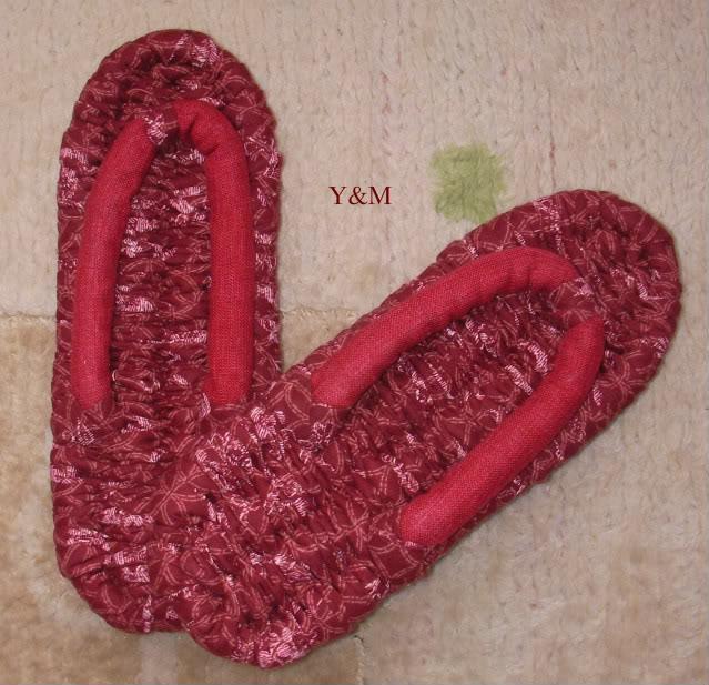 Làm dép đi trong nhà từ vải thừa(Nên xem) SANY0061-1
