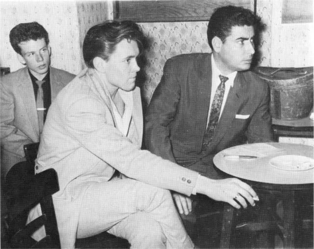 10/05/1960 (Wyvern Social Club, 108 Seel Street, Liverpool) 00