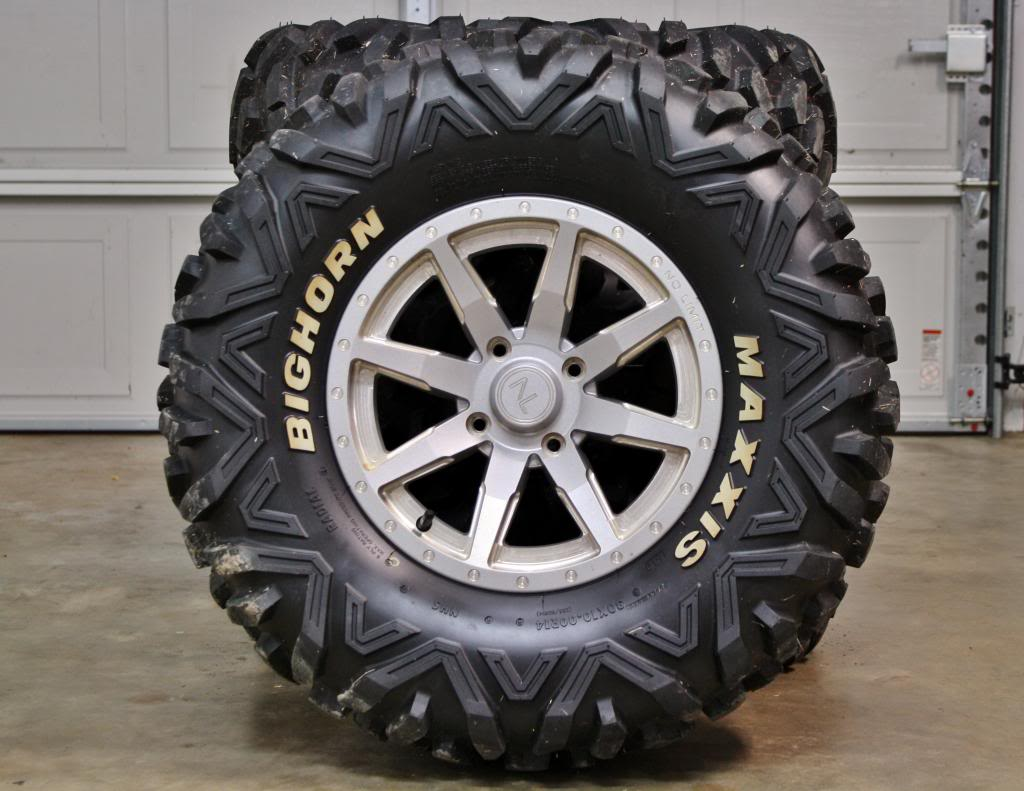 """For Sale: 30"""" Maxxis Bighorn on NoLimit Octane IMG_6139_zpscc0a0c7b"""