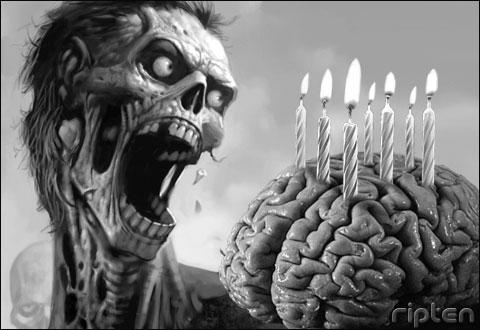 anniversaire joyeux Capcom-bday-zombie