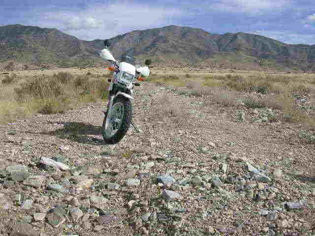 Manzano mt ride Rocks