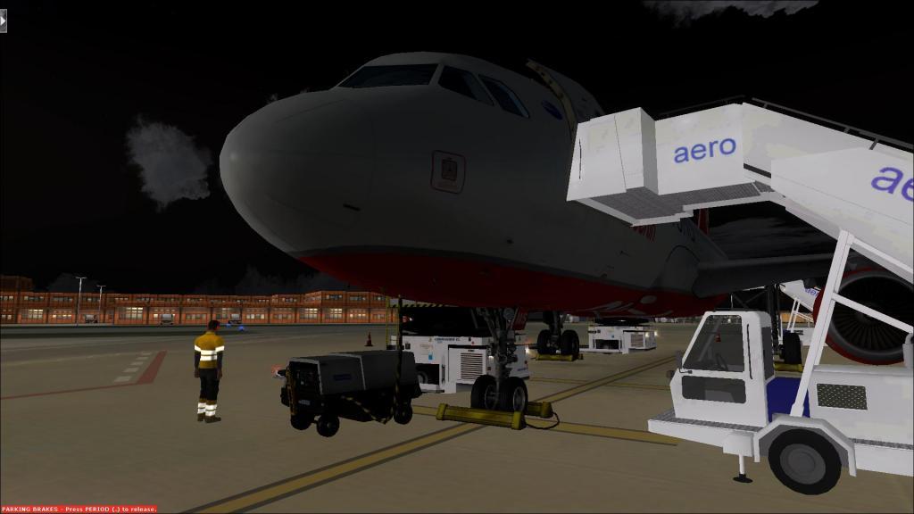 Air Berlin A320-214CFm Berli Tegel - - Palma de Mallorca Fsx2014-09-1407-53-44-17