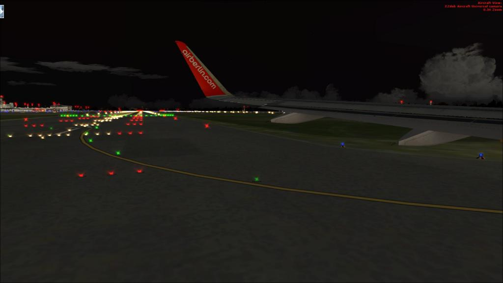 Air Berlin A320-214CFm Berli Tegel - - Palma de Mallorca Fsx2014-09-1408-10-42-09