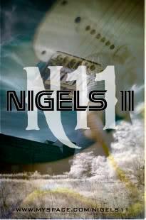 THE NIGELS 11 - CONTEST!!!!!!!! GUITARN11