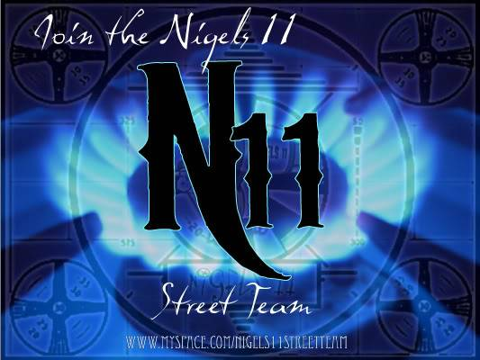 THE NIGELS 11 - CONTEST!!!!!!!! N11ST1