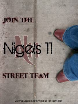 THE NIGELS 11 - CONTEST!!!!!!!! N11st3