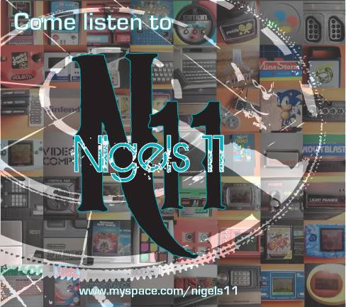 THE NIGELS 11 - CONTEST!!!!!!!! N11tech