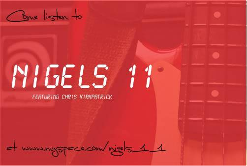 THE NIGELS 11 - CONTEST!!!!!!!! N112