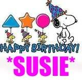 Happy birthday, Susie! ♥ SUSIE_happy-birthday