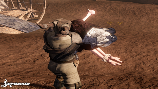 Red Faction Guerilla Online Xp mod (TuT) Ostrich
