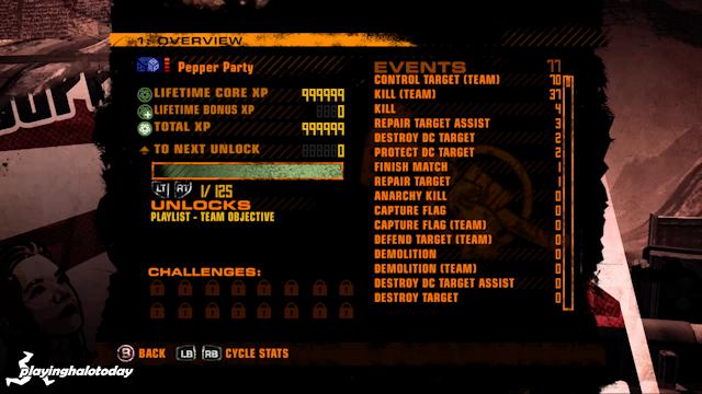 Red Faction Guerilla Online Xp mod (TuT) Stats1