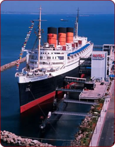 The Queen Mary Queen-mary
