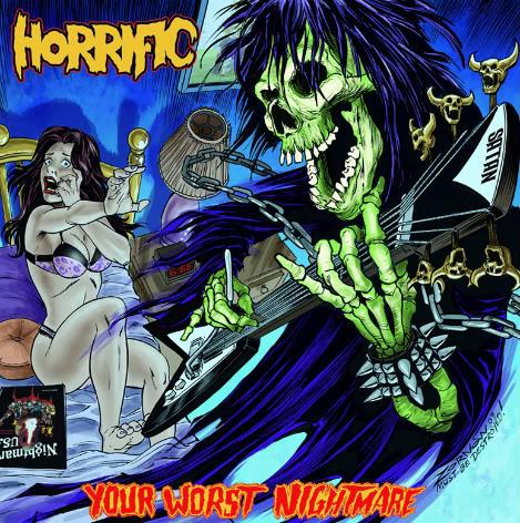 HORRIFIC: SIMPLE Y CLASICO HORRIFICDONE-1