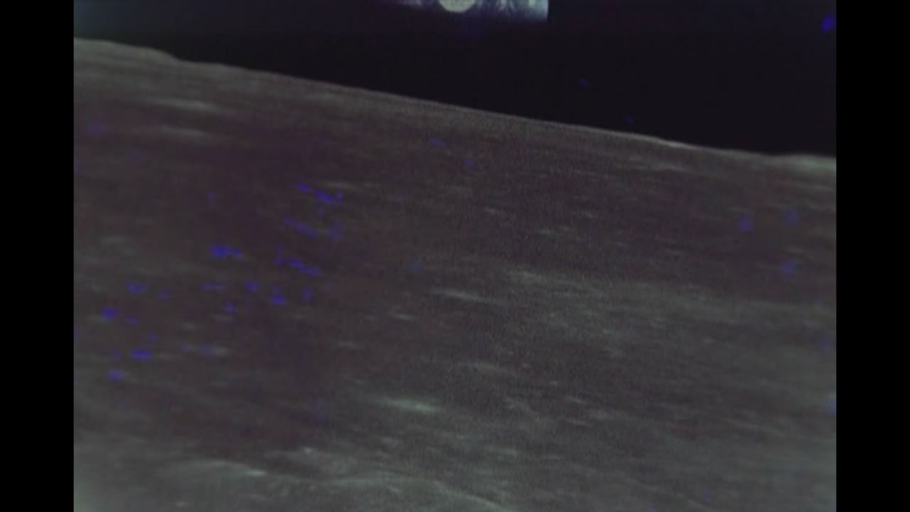 "More NASA Alien Anomalies - a closer look at the Apollo 16mm ""DAC"" Footage 199ObjectA-nextframe"